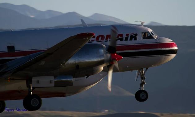 Conair Takes Off by Steve Nelson